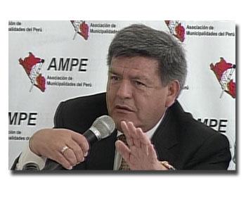 Alcalde de sede APEC