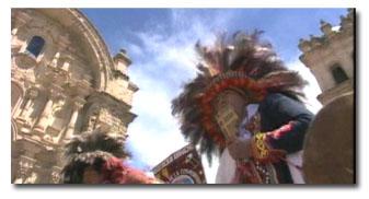 Folklore de Lampa
