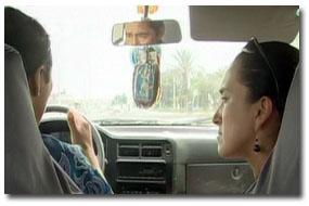 paracas sonaly y taxista