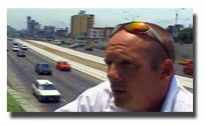 Daniel, el taxista francés