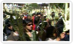 semana santa en huancayo