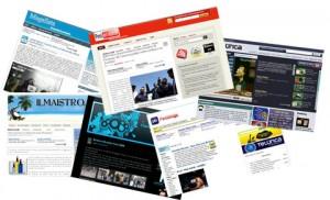 Sitios web con buen posicionamiento web