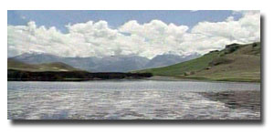 Laguna de Willcacocha