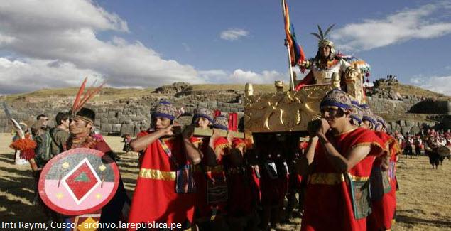 Inti Raymi en Cusco