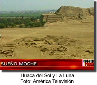 Huaca del Sol y la Luna