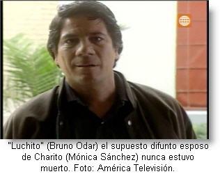 Luchito Gonzales esposo charito final Al Fondo Hay Sitio