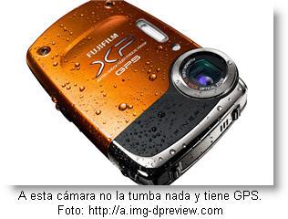 Foto de cámara fotográfica Finepix XP30 de Fujifilm