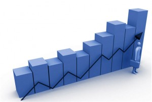 Gráfico acerca del Marketing por Internet