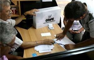 capacitación para miembros de mesa electorales