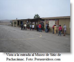 Tour arqueológico a las ruinas de Pachacámac.