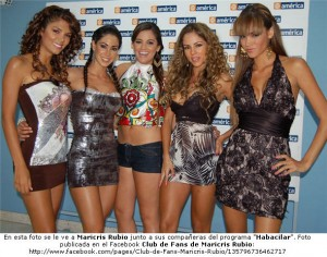 Maricris Rubio es Renata en Al fondo hay sitio - Entrevista La República.