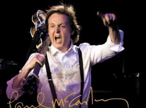 Paul McCartney en Lima