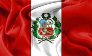 Bandera el Perú