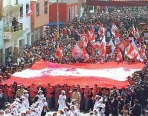 Paseo de la Bandera