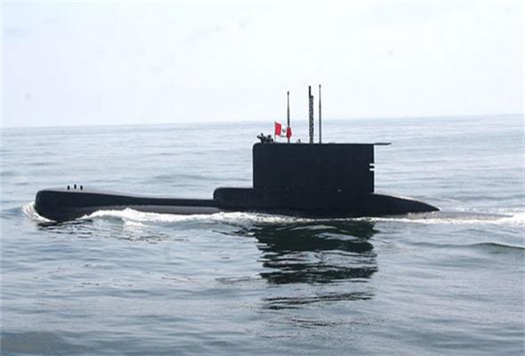 submarino peruano
