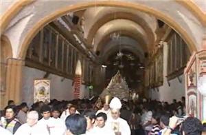 Virgen de Cocharcas y las celebraciones