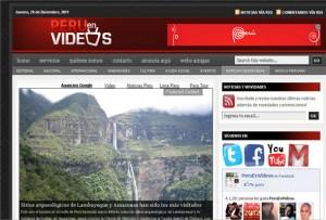 Novedades en tu web de noticias peruanas - Noticias de Perú en mi celular inteligente