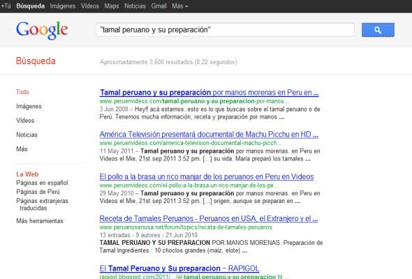 Trucos de la web para hacer más rápida tu búsqueda en Google