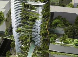 edificio ecológico, peru verde - noticias