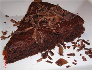 pastel de chocolate para bajar de peso, desayuno - noticias