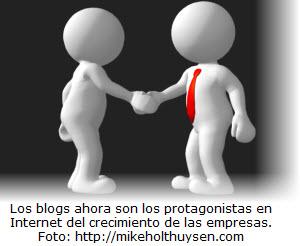 Los blogs empresariales generan oportunidades de negocios - Marketing en Internet