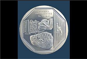 Moneda con la Piedra de Saywite, un nuevo sol - noticias