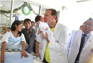 Recién nacidos registrados en el Seguro integral de Salud - noticias