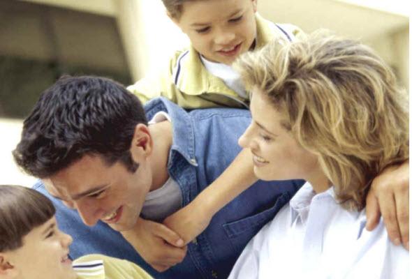 La Familia, el núcleo de la sociedad.