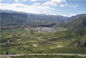 valle del Colca, turismo en Arequipa - noticias