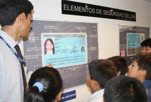 museo de la Identificación, Reniec - noticias