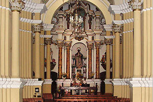 Convento Santo Domingo de Lima, museo de Lima - noticias