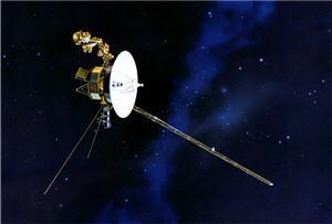 Voyager 1, sonda espacial, NASA, ciberespacio - noticias