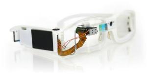 Google glass, gafas, lentes. realidad aumentada, prototipo - noticias