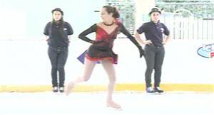 patinaje sobre hielo, iceland park, jesus maria  - noticias