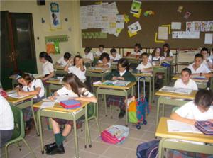 aula escolar, curricula escolar, colegio, estudiantes, alumnos - noticias