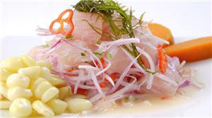 cebiche de mero, plato peruano, costa, especie marina - noticias