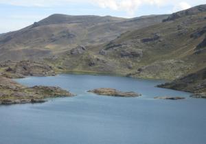 Laguna de Chuchún, Canta, provincia de Lima - noticias