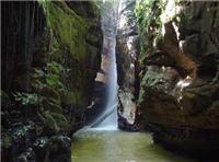 El llanto de la Anaconda, cascada, serpiente gigante, ucayali - noticias