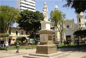 Piura, ciudad, departamento, plaza de armas - noticias