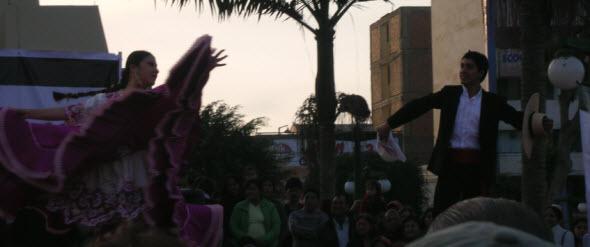 Festival de La Marinera en el distrito de Magdalena del Mar - 7 de octubre de 2012