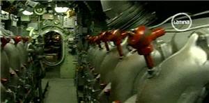 visita en el museo del submarino abtao del callao - noticias