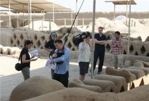 El Complejo arqueológico Chan Chan en La Libertad - noticias