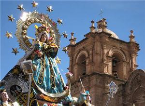 Virgen de la Candelaria sería declarada patrimonio mundial - noticias