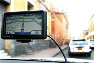 GPS con sistema de geolocalizacion - noticias