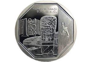 BCR lanza la moneda de un nuevo sol con el Kuntur Wasi - noticias