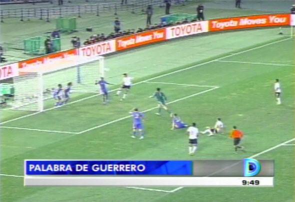 Paolo Guerrero triunfa en Mundial de Clubes 2012