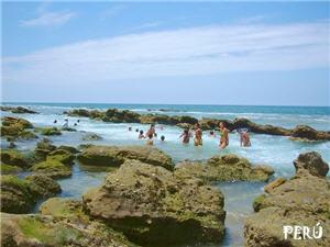 Playas del Norte Las Pocitas
