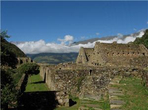 choquequirao una ciudad inca