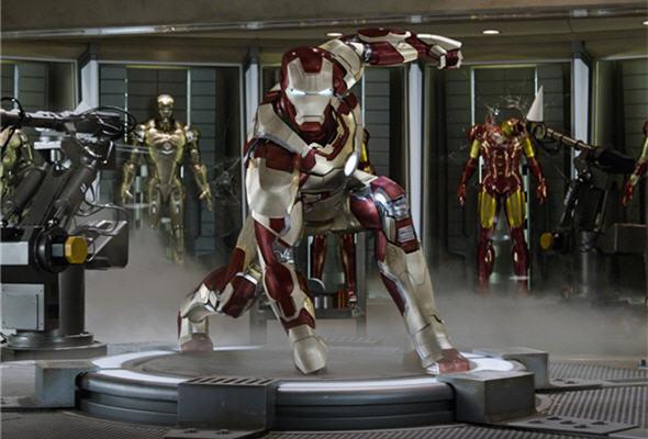 Iron Man 3 se estrena el 3 de mayo del 2013