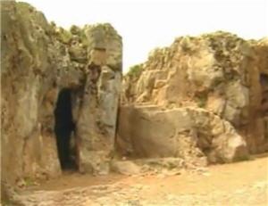 tunel de sacsayhuaman